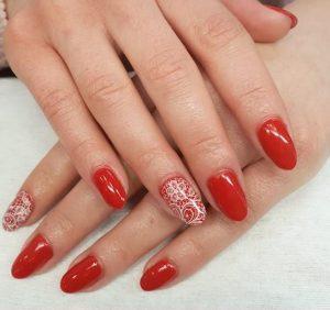 Manicura Zaragoza uñas decoradas